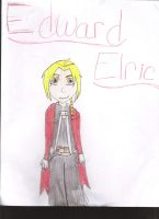 Edward Elric Challenge Edvy-Fc by Ce-CeRiddle