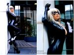 New version of Black Cat by yayacosplay