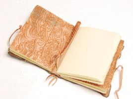 Handmade Journal by gildbookbinders