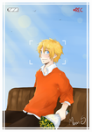 South Park - Smile for the camera, Kenny! by WhistlingWolf13