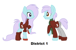 Pony Auctions Set 1 -HG- by PrettyLittleAdopts