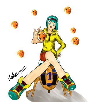 Bulma did it by BoaCC