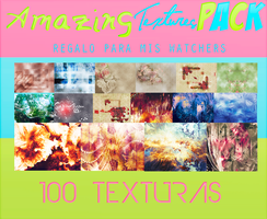 Amazing 100 Textures -DaniMonster by DaniMonsterEditions