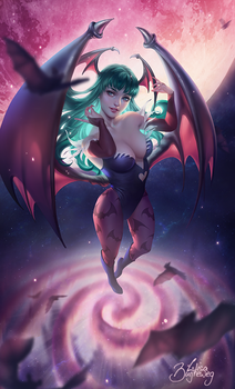Morrigan by Zolaida