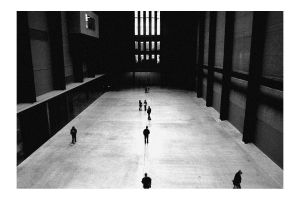 The people of the tate by tonyeck