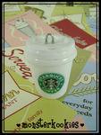 Starbucks Cup with Lid by monsterkookies