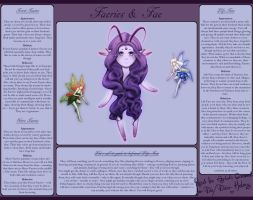 CoM - Faeries and Fae by Bifunctional