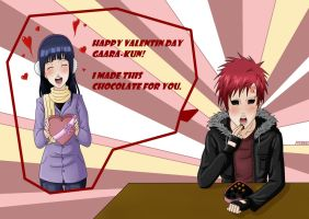 Valentin Day 2013 - Contest Narutoworld by Pitukel