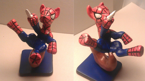 Spider-pony sculpt by fatalerror328