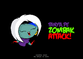 Zombie Attack by dimpoart