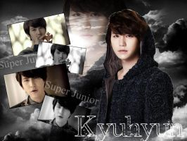 Super Junior Opera Kyuhyun wallpaper by ForeverK-PoPFan