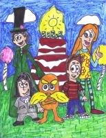 The Lorax First Anniversary by SonicClone
