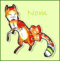 ::New Character ::.Nom.:: by The-F0X