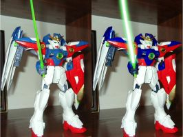 Gundam Wing 0 HG by killer0178