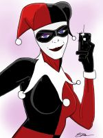 Harley Self-Pic by Wicked-Texan