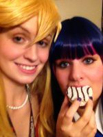Panty and Stocking Cosplay! by JapaneseGamerAngel