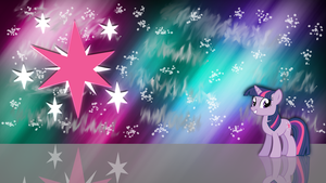 Twilight Sparkle Wallpaper by JamesG2498