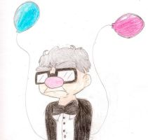 Carl Fredrickson by Kululufreak