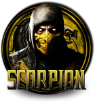 MKX Scorpion by xDarkArchangel