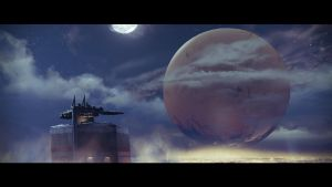 Destiny: Tower by marhaus