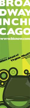 Virginia Woolf Bookmark by piratewench831