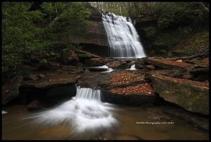 Big Falls Black Friday by TRBPhotographyLLC