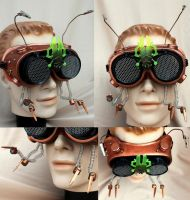 Insectoid Inspection Goggles by xjustinian