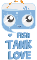 fishtankbubble by vicber