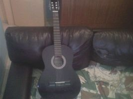 My Classical Guitar. by 666KajiKenji