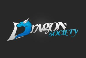 Dragon Society logo by Tokumoto