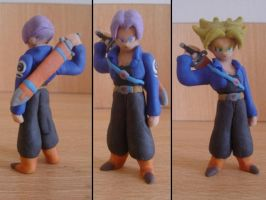 trunks sword en plastilina by fsalkatras
