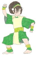 Toph by DoctorEvil06