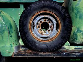 The Spare Tire by Swanee3