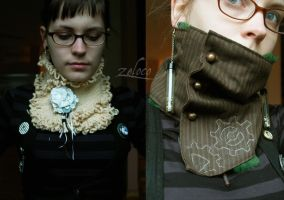 Neck warmers by zeloco