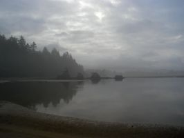 Siletz Dawn by Thundercatt99