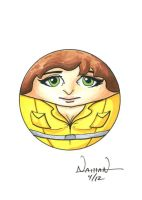 CircleToon: April O'Neil by Fellhauer