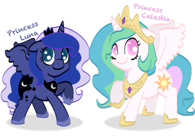 Princesses by Jonah-yeoj