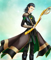 Loki by sessystalker