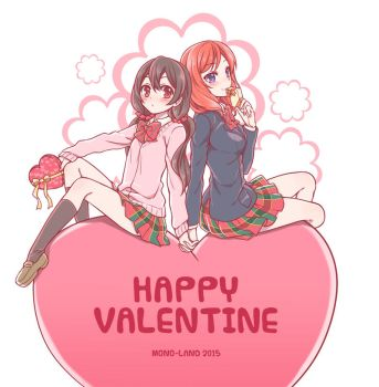 Happy Valentine 2015 by MONO-Land