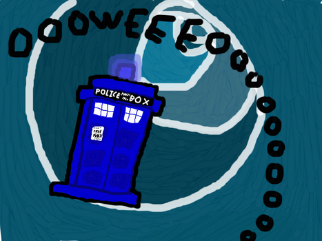 Doctor Who by Epic-Frazz