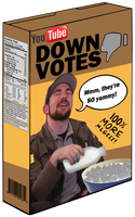 VGA - Down Votes by EnterMEUN