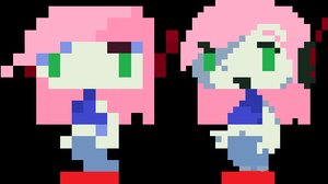 cave story oc sprites by DiBgIrL100