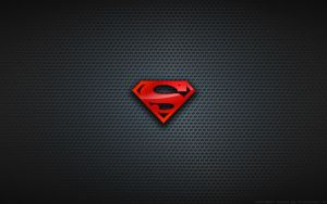 Wallpaper - Superboy 'Young Justice' Logo by Kalangozilla