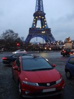 My type S in paris 7 by Tay-GSi