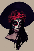 Day of the Dead by mior3e