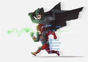 Follow that Ring... it'll lead us to Hal! by rymslm