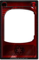 Cardgames Star Wars Sith Model by Katrinnae