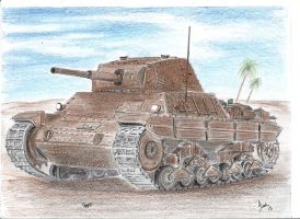 Carro Armato P40tank by p40kittyhawk