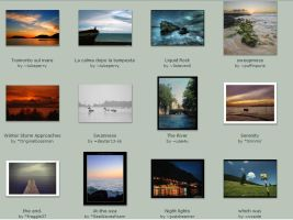 November submissions 17th-21st by Scapes-club