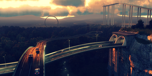 Trackmania 2 Valley Header 4 Twitter by raikouto
